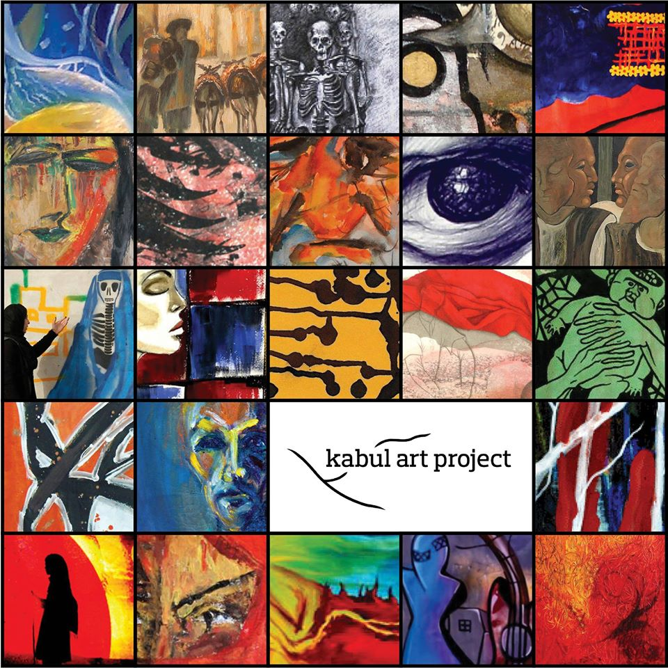 Kabul Art Project -Contemporary Art from Afghanistan