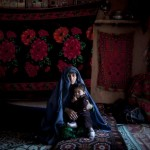The Faces of Afghan Refugee Mothers